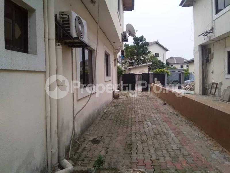 4 bedroom Semi Detached Duplex House for rent ----- Osborne Foreshore Estate Ikoyi Lagos - 10