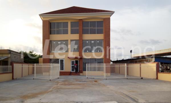Commercial Property for sale Molete Alafia, Lekki - Epe Expressway Epe Lagos - 1