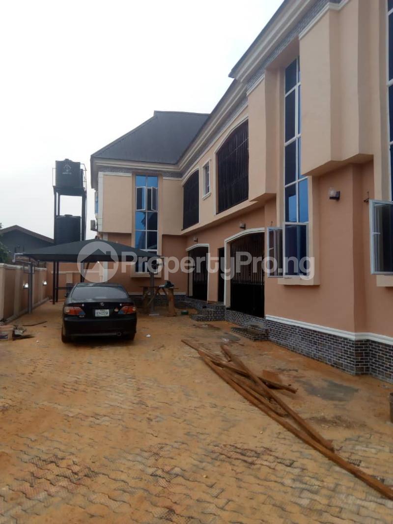 3 bedroom Mini flat Flat / Apartment for rent Around Tempola filling station Ugbiyoko Quarters Upper Ekenwan  Oredo Edo - 5