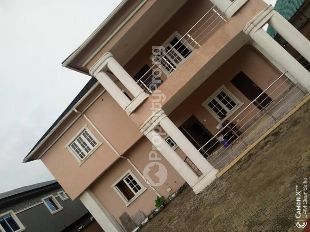 2 bedroom Mini flat Flat / Apartment for rent Ado road  Ado Ajah Lagos - 0