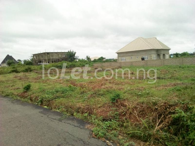 Land for sale futa south gate, Akure Ondo - 0