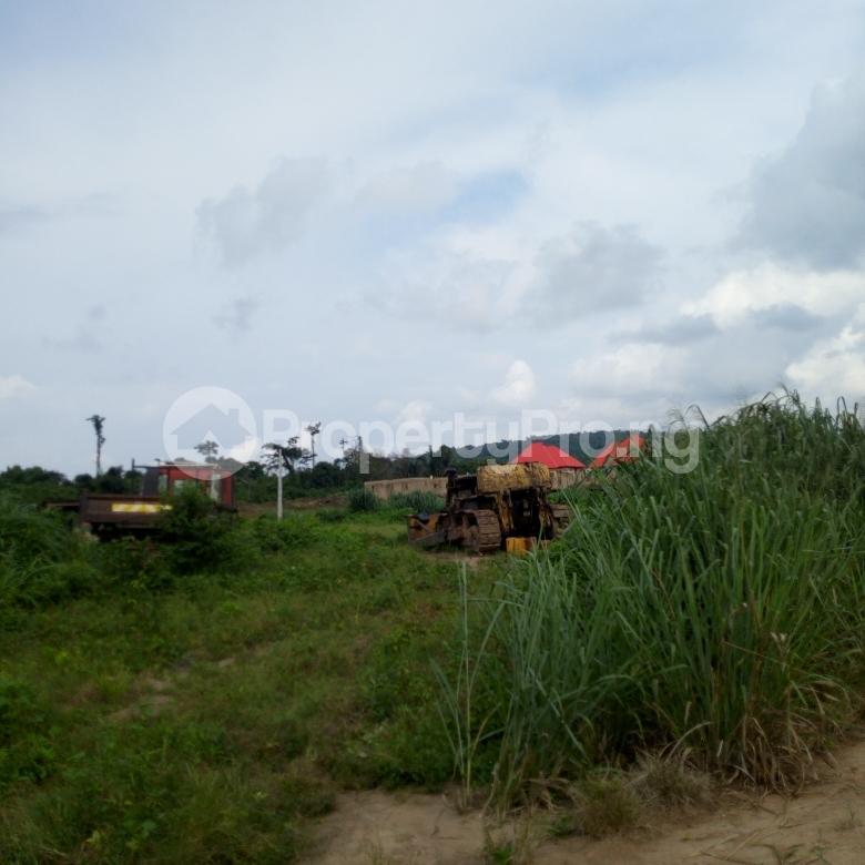 Land for sale near orisunbare off Lagos Ibadan express way Odo ona Ibadan Oyo - 2