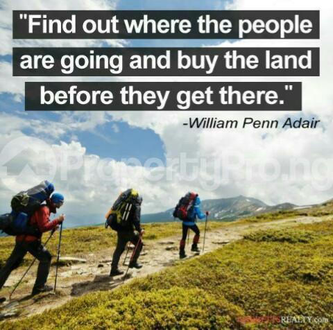 Land for sale INOGI ,ALONG OWODE APA ROAD Obafemi Owode Ogun - 2