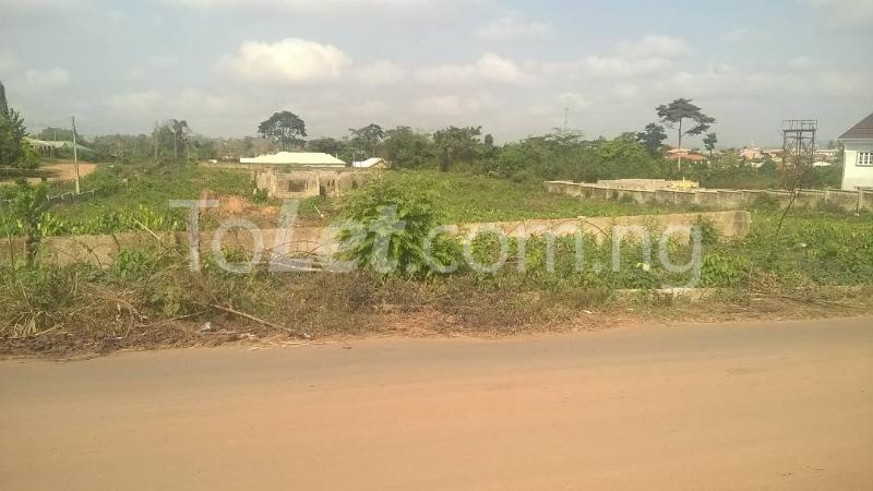 Land for sale champion area on tarred rd Akure Ondo - 0