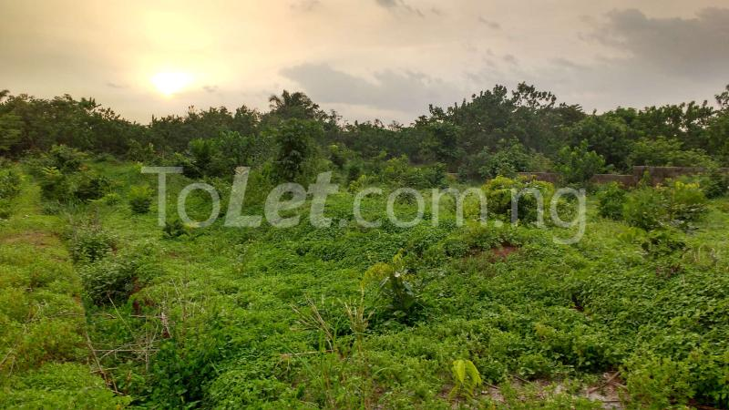 "Land for sale Area ""W"" Owerri Imo - 1"