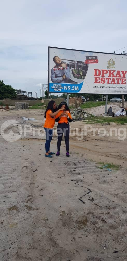 Serviced Residential Land Land for sale - Sangotedo Ajah Lagos - 0