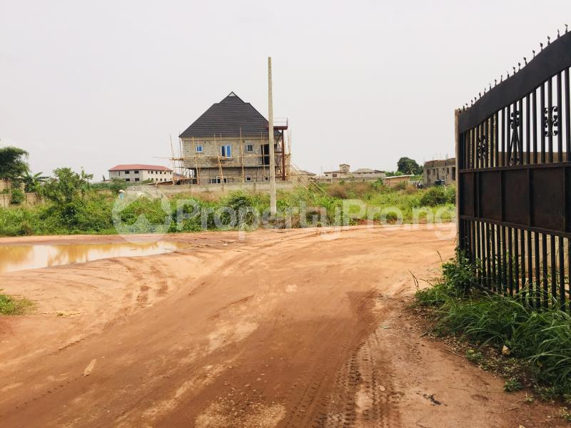 Residential Land Land for sale P and T bus stop .... Boys Town ipaja  Ipaja road Ipaja Lagos - 18