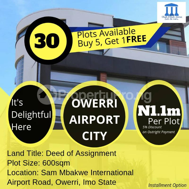 Mixed   Use Land Land for sale Airport Road Ngor-Okpala Imo - 4