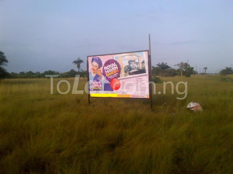 Land for sale ROYAL HAVEN PHASE 1, Ibeju-lekki Akodo Ise Ibeju-Lekki Lagos - 1
