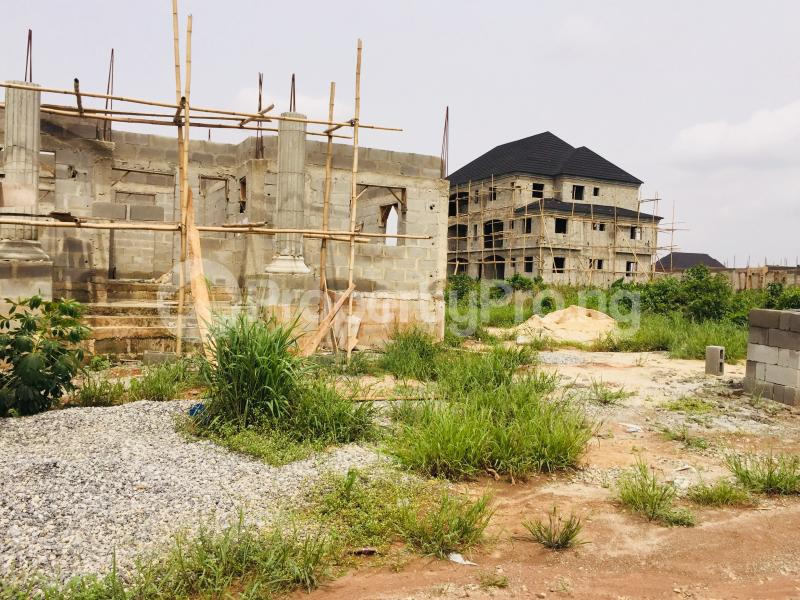Residential Land Land for sale P and T bus stop .... Boys Town ipaja  Ipaja road Ipaja Lagos - 28