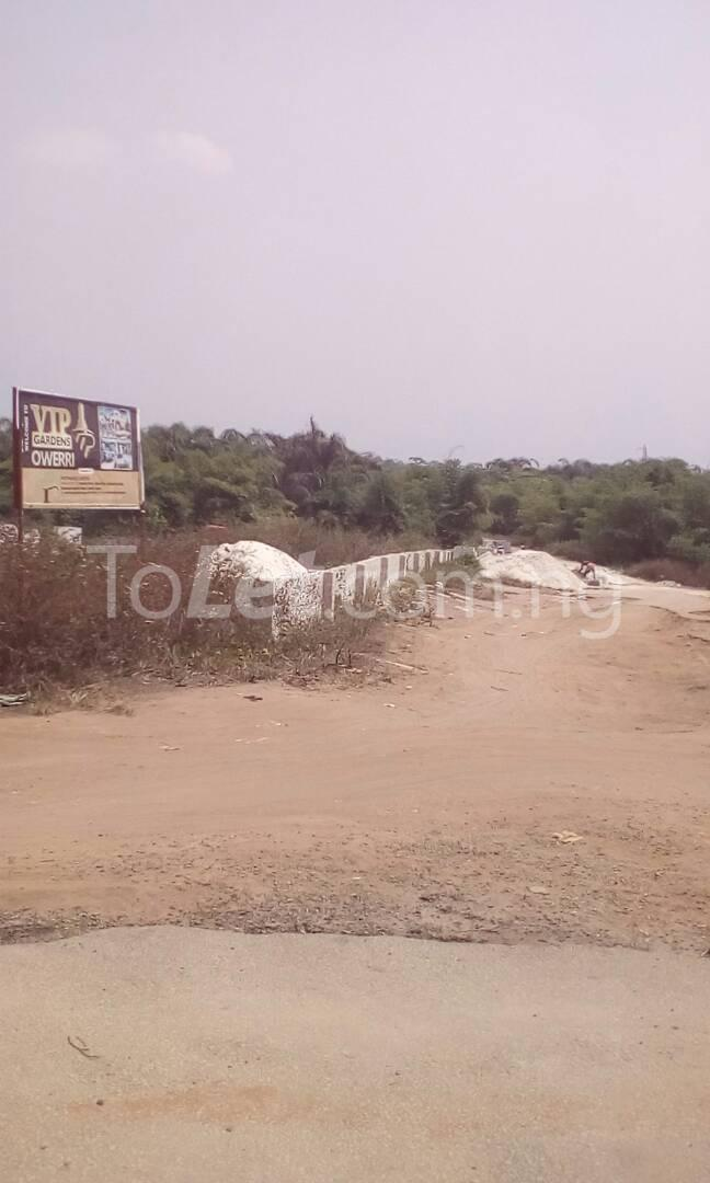 Land for sale Along Abia Road, Agbala by seat of wisdom seminary,  Ngor-Okpala Imo - 3