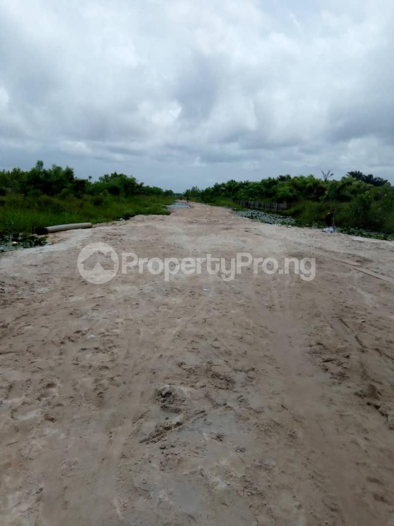 Residential Land Land for sale Berry Court Estate, Off  Monastery road Sangotedo Lagos - 8