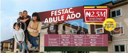 Land for sale Omo Onile Iganmu Orile Lagos - 3