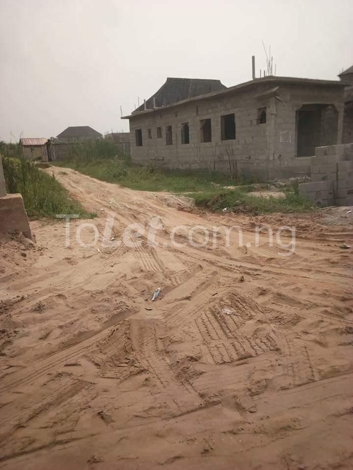 Land for sale Omo Onile Iganmu Orile Lagos - 1