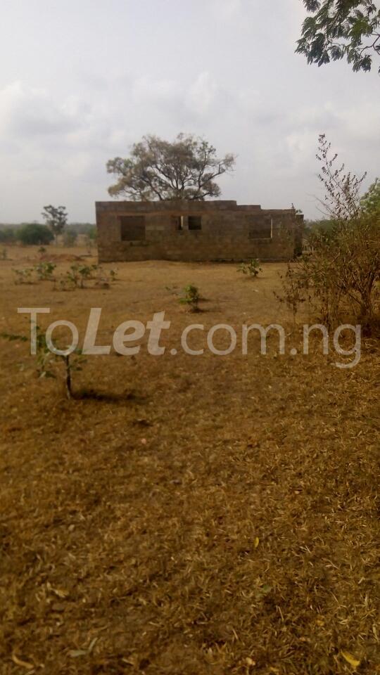 Land for sale Gbagede, Kabba Road Ganmo Ilorin Kwara - 1