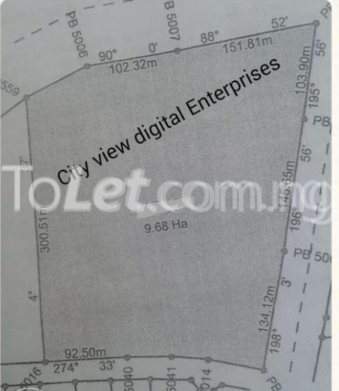 Land for sale Abuja, FCT, FCT Central Area Abuja - 2