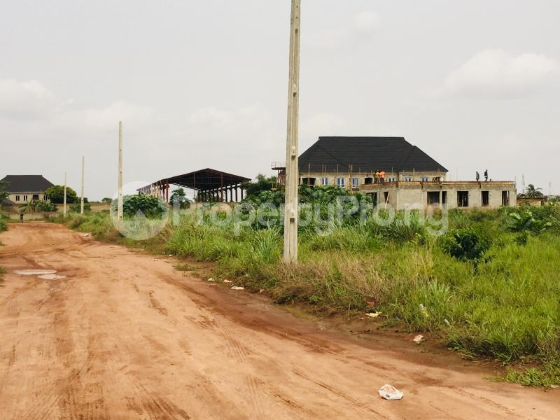 Residential Land Land for sale P and T bus stop .... Boys Town ipaja  Ipaja road Ipaja Lagos - 22