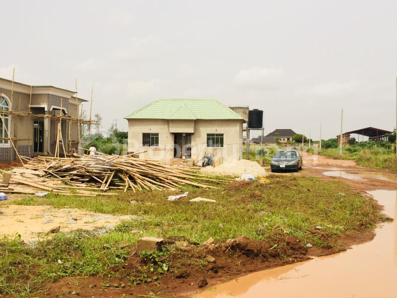 Residential Land Land for sale P and T bus stop .... Boys Town ipaja  Ipaja road Ipaja Lagos - 27