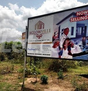 Land for sale AGLOW VILLE Eleranigbe Ibeju-Lekki Lagos - 3