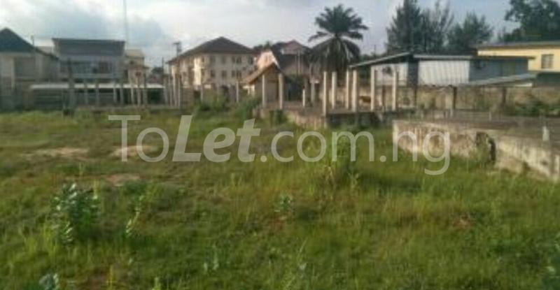 Land for sale Femi Fani- Kayode(GRA) Ikeja Lagos - 1