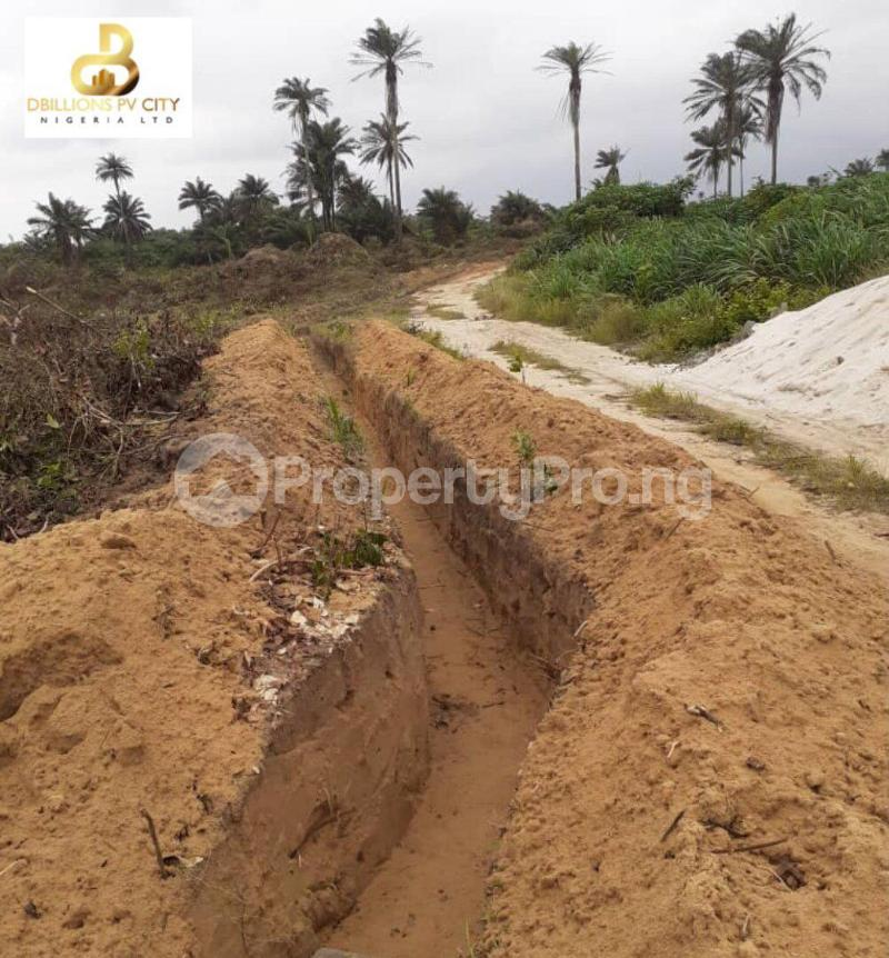 Residential Land Land for sale ilamija kekere town Epe Road Epe Lagos - 11
