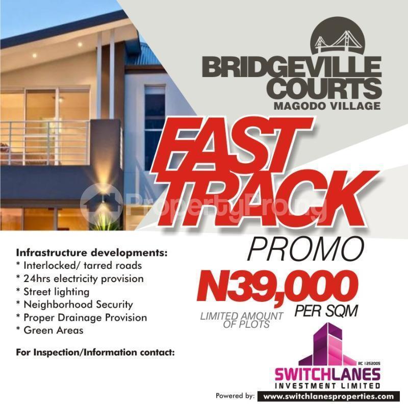Land for sale Magodo Phase 2 Ikeja GRA Ikeja Lagos - 0