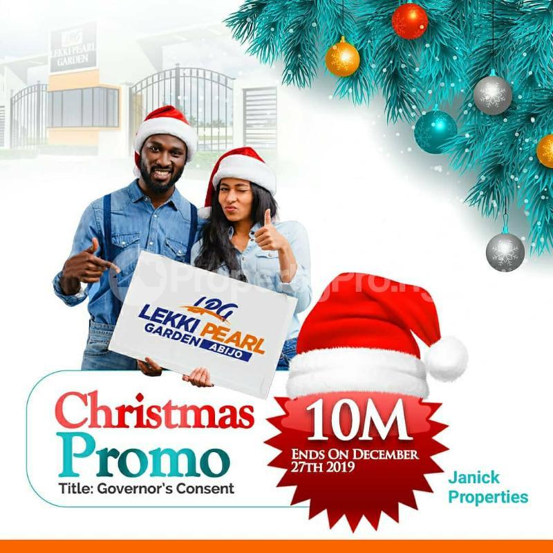 Residential Land Land for sale Abijo Ibeju-Lekki Lagos - 5