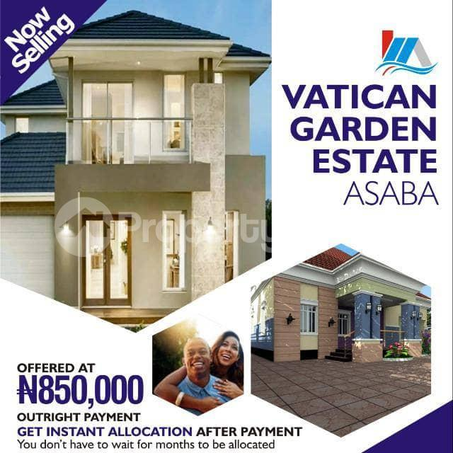 Residential Land Land for sale Behind Asaba Airport And 2nd Niger Bridge Proposed Links Road Asaba Delta - 1