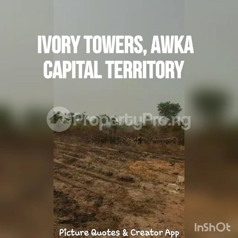 Mixed   Use Land Land for sale Mgbakwu Town Awka Capital Territory  Awka North Anambra - 0