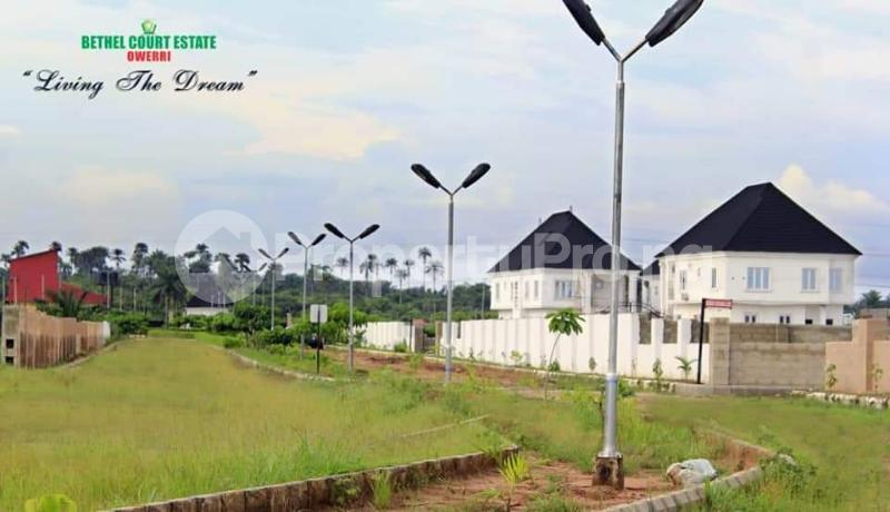 Residential Land Land for sale Bethel Courts Estate Is Located In Owerri Agbala Owerri North LGA Imo State Nigeria  Owerri Imo - 5
