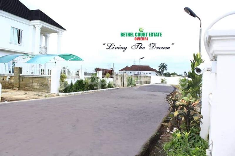 Residential Land Land for sale Bethel Courts Estate Is Located In Owerri Agbala Owerri North LGA Imo State Nigeria  Owerri Imo - 8