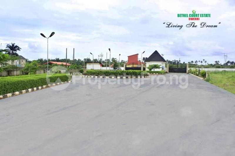 Residential Land Land for sale Bethel Courts Estate Is Located In Owerri Agbala Owerri North LGA Imo State Nigeria  Owerri Imo - 4