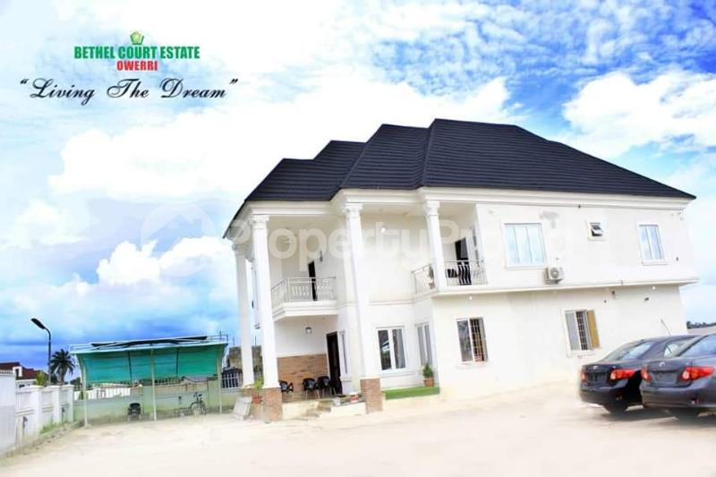 Residential Land Land for sale Bethel Courts Estate Is Located In Owerri Agbala Owerri North LGA Imo State Nigeria  Owerri Imo - 9