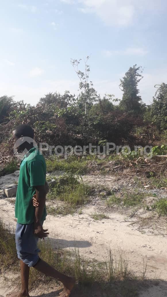 Residential Land Land for sale Behind AMEN ESTATE , Eleko beach road , Ibeju Lekki Lagos. Eleko Ibeju-Lekki Lagos - 0