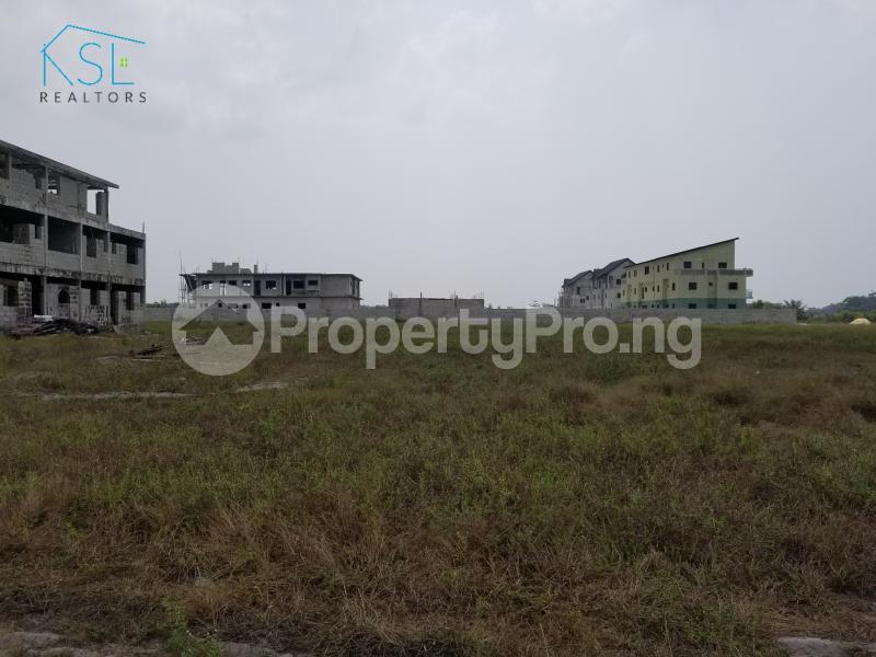 Land for sale inside peak park apartments awoyaya Awoyaya Ajah Lagos - 4