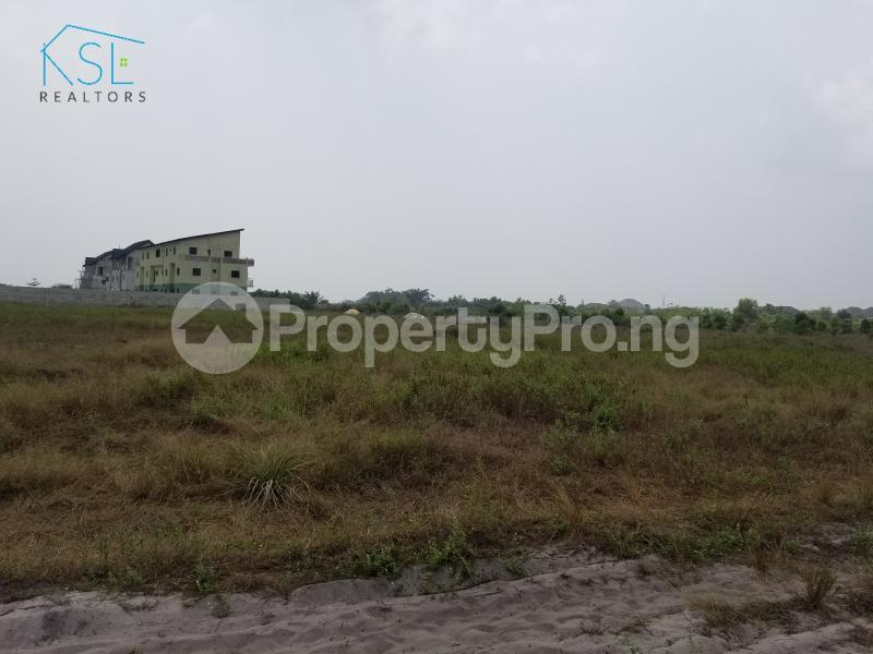 Land for sale inside peak park apartments awoyaya Awoyaya Ajah Lagos - 7