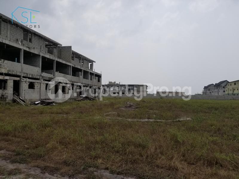 Land for sale inside peak park apartments awoyaya Awoyaya Ajah Lagos - 3