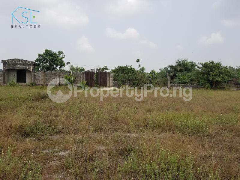 Land for sale inside peak park apartments awoyaya Awoyaya Ajah Lagos - 6