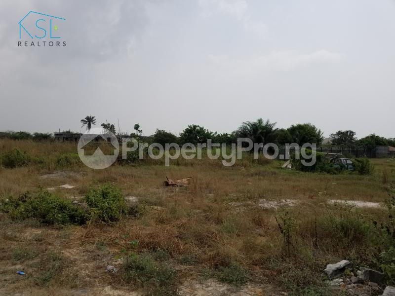 Land for sale inside peak park apartments awoyaya Awoyaya Ajah Lagos - 9