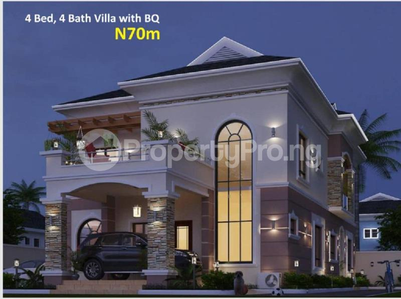 Land for sale Ibeju lekki Ajah Lagos - 6