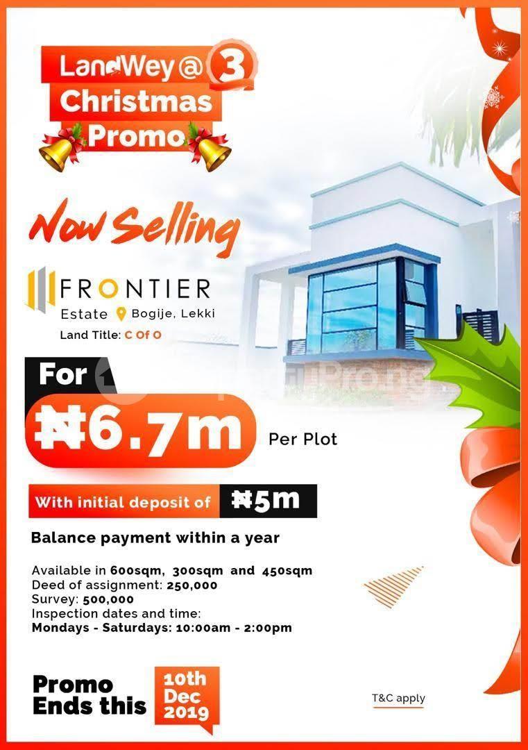 Serviced Residential Land Land for sale Lekki Lagos - 0