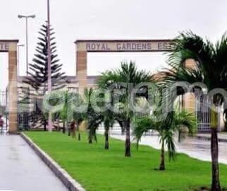 Serviced Residential Land Land for sale Plot A95 Emir road, Royal Garden estate, Ajiwe Ajah Lagos - 4