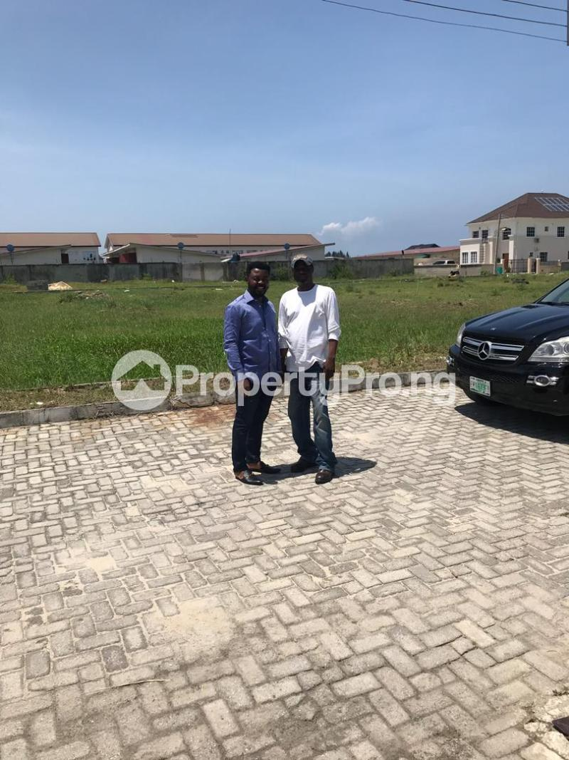 Land for sale Lake View park II Estate, off Orchid Hotel road by 2nd toll gate, Lekki Lagos - 0