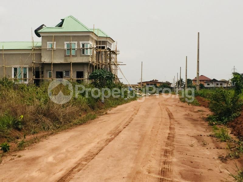 Residential Land Land for sale P and T bus stop .... Boys Town ipaja  Ipaja road Ipaja Lagos - 25