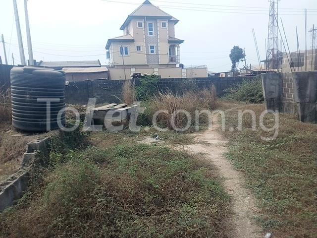 1 bedroom mini flat  Land for sale Ekoro Road Abule Egba Lagos Agege Lagos - 4
