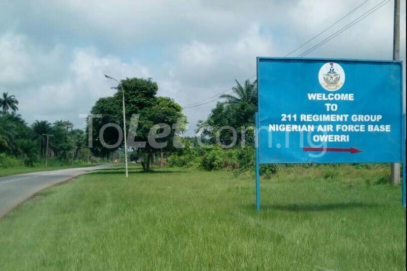 Land for sale Opposite Air Force Base Owerri Imo - 2