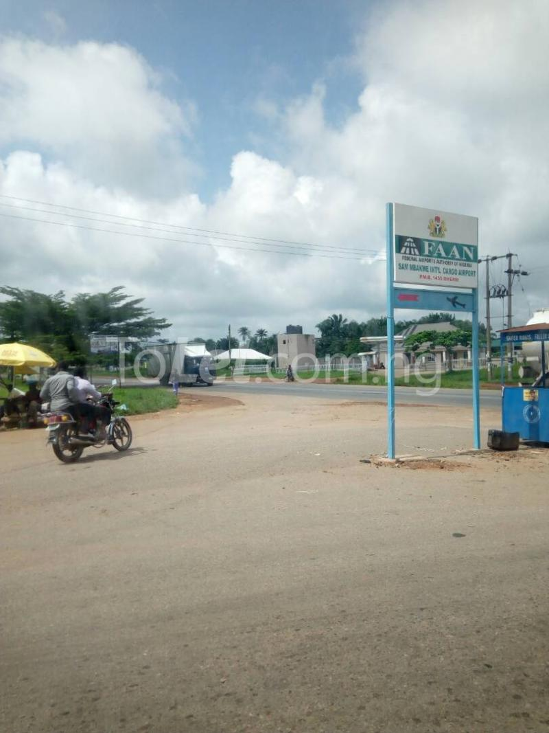 Land for sale Opposite Air Force Base Owerri Imo - 1