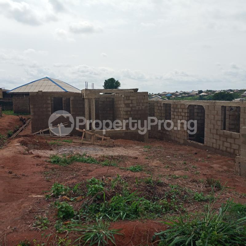 2 bedroom Residential Land Land for sale Onihale bus.stop ,baloo junction abanikole Agoro area Agbado Ifo Ogun - 0