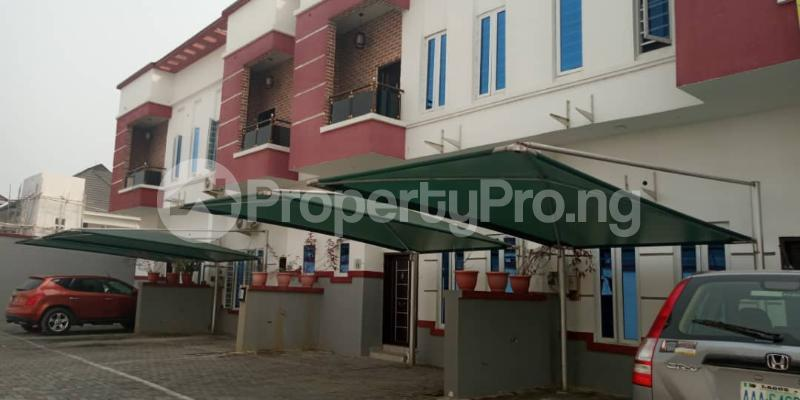 4 bedroom Terraced Duplex House for sale Orchid Road Lekki Lagos - 0