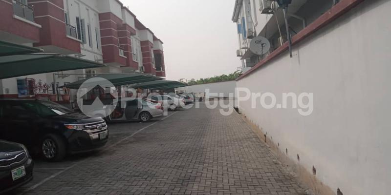 4 bedroom Terraced Duplex House for sale Orchid Road Lekki Lagos - 5